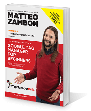 Book Google Tag Manager For Beginners - Matteo Zambon